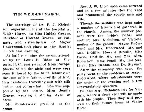 Calgary Herald, December 2, 1902, page 4; column 2; http://www.ourfutureourpast.ca/newspapr/np_page2.asp?code=n1ep1018.jpg.