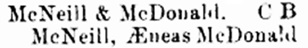 Canadian Law List, 1890, Toronto, Imrie and Graham, 1892, page 82