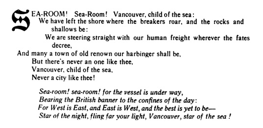Sea-Room - verse 1; https://archive.org/stream/cihm_99090#page/n9/mode/1up