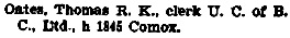 Henderson's BC Gazetteer and Directory, 1902, page 732.