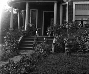 Downing residence at 1954 West Georgia, 1903, Vancouver Public Library, VPL Accession Number: 4153; http://www3.vpl.ca/spePhotos/LeonardFrankCollection/02DisplayJPGs/1104/4153.jpg