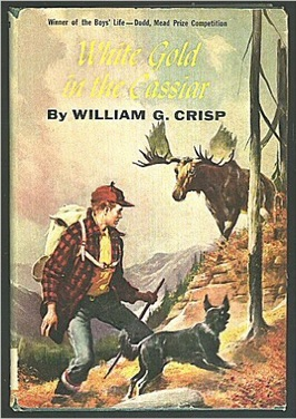 White Gold in the Cassiar – 1955; by William George Crisp, http://www.amazon.com/White-Cassiar-William-George-Crisp/dp/B0007E88QM.