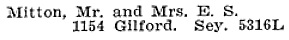 Vancouver Social Register and Club Directory, 1914, page 49