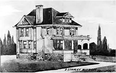 E. Stanley Mitton, Country and Suburban Homes, Westward Ho! Magazine, volume 1, number 2, February 1908, page 66; https://issuu.com/showbc/docs/westward_ho_-_british_columbia_magazine_1908_feb_v/78.