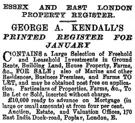 Essex Newsman (Chelmsford, England), February 7, 1891; page 1; issue 1088
