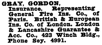 Wrigley Henderson Amalgamated British Columbia Directory, 1925, page 866