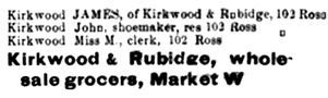 Henderson's Winnipeg Directory, 1888, page 249; http://peel.library.ualberta.ca/bibliography/921.1.9/221.html [edited image]