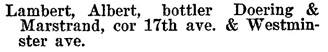 Henderson's BC Gazetteer and Directory, 1900-1901, page 849