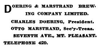 Henderson's BC Gazetteer and Directory, 1900-1901, page 800