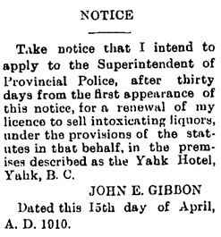 Moyie Leader, May 13, 1910, page 4; https://open.library.ubc.ca/collections/bcnewspapers/xmoyie/items/1.0184490#p3z-2r0f.