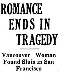 Vancouver Sun - May 16, 1930, page 1; https://news.google.com/newspapers?id=ly5lAAAAIBAJ&sjid=1IgNAAAAIBAJ&pg=2048%2C2000713