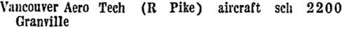 Sun British Columbia Directory, 1934, page 1625