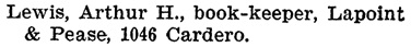Henderson's BC Gazetteer and Directory, 1904, page 771