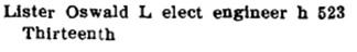 Henderson's Edmonton city directory, 1908, page 141; http://peel.library.ualberta.ca/bibliography/2962.3/159.html.