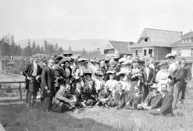 Wedding of Eustace H. Grubbe; British Columbia Archives; Item D-06829; http://search.bcarchives.gov.bc.ca/wedding-of-eustace-h-grubbe.