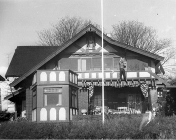 1555 Beach Avenue, March 1959, Vancouver City Archives, Bu P508.102; http://searcharchives.vancouver.ca/exterior-of-residence-1555-beach-avenue.