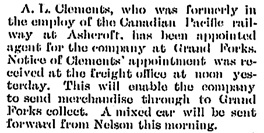 Tribune (Nelson, British Columbia), September 16, 1899, page 4; https://open.library.ubc.ca/collections/bcnewspapers/xtribune/items/1.0188784#p3z-2r0f: