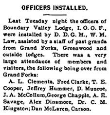 Greenwood Weekly Times, January 10, 1901, page 1; https://open.library.ubc.ca/collections/bcnewspapers/xboundarycr/items/1.0172821#p0z-3r0f: