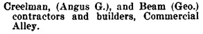 Henderson's BC Gazetteer and Directory, 1898, page 364 (Rossland)