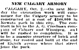 Edmonton Bulletin, October 3, 1916, page 1