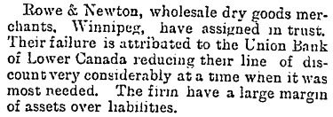 Toronto Daily Mail, August 8, 1883, page 6; https://news.google.com/newspapers?id=-B4HAAAAIBAJ&sjid=YzYDAAAAIBAJ&pg=5600%2C3796765