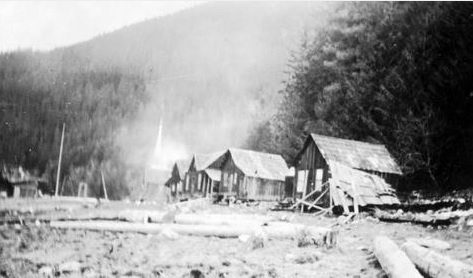 Fort [Port] Douglas, about 1865; British Columbia Archives, A-03516; http://search.bcarchives.gov.bc.ca/fort-port-douglas