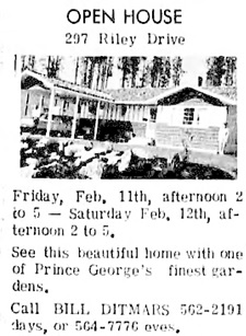 Prince George Citizen, February 17, 1972, page 25; http://pgnewspapers.pgpl.ca/fedora/repository/pgc:1972-02-17-25