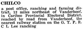 Wrigley's British Columbia Directory, 1918, page 120