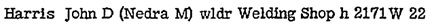 British Columbia and Yukon Directory, 1947, page 726 [edited image]