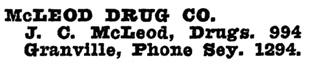 Wrigley Henderson Amalgamated British Columbia Directory, 1925, page 999