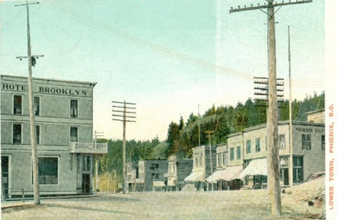 Phoenix, British Columbia, about 1906, http://www.bcmag.ca/10_Reasons_Why_You_Should_Visit_the_Boundary_This_Summer; Credit: Jason Woodhead, flickr.com/photos/woodhead/ via CC BY 2.0