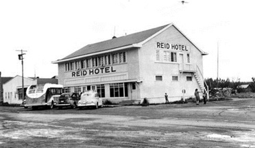 Reid Hotel, Vanderhoof, 1940s; British Columbia Archives; Item E-05245; http://search-bcarchives.royalbcmuseum.bc.ca/reid-hotel-vanderhoof.