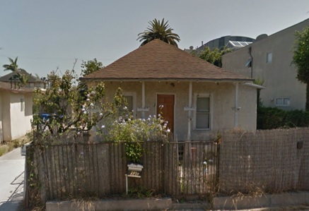 346 Indiana Avenue, Venice Beach, California; Google Streets: searched August 2, 2016; image dated August 2015.