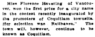 Victoria Daily Colonist, December 3, 1911, page 16; https://archive.org/stream/dailycolonist53675uvic#page/n16/mode/1up