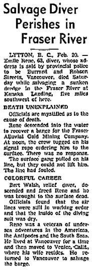 Vancouver Sun - February 20, 1939, page 1; https://news.google.com/newspapers?id=6zFlAAAAIBAJ&sjid=MYkNAAAAIBAJ&pg=4393%2C2789622