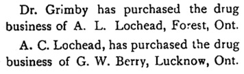 Canadian Druggist, volume 11, number 4, April 1899, page 85; https://archive.org/stream/canadiandruggist11torouoft#page/n172/mode/1up