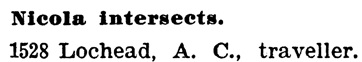 Henderson's City of Vancouver Directory, 1906, page 71 (1528 Davie Street)
