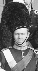 Captain E.W. Hamber, 72nd Regiment, Seaforth Highlanders of Canada annual inspection; detail, about 1913; Vancouver City Archives, Mil P225; http://searcharchives.vancouver.ca/72nd-regiment-seaforth-highlanders-of-canada-annual-inspection.
