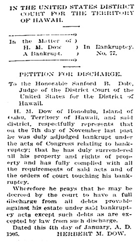 The Pacific Commercial Advertiser, January 5, 1905, page 7; http://chroniclingamerica.loc.gov/lccn/sn85047084/1905-01-05/ed-1/seq-7/