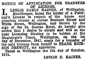The Evening Post, October 10, 1941, page 4; https://paperspast.natlib.govt.nz/imageserver-newspapers/EP19411010.1.4.pdf