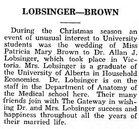 The Gateway (University of Alberta), January 15, 1935, page 3; http://peel.library.ualberta.ca/newspapers/GAT/1935/01/15/3/Ar00315.html