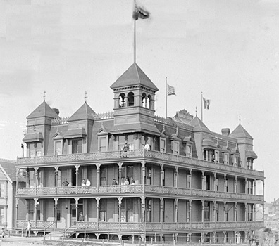 Manor House Hotel, 1890s, (later Badminton Hotel); Vancouver City Archives, SGN 1461; http://searcharchives.vancouver.ca/manor-house-vancouver