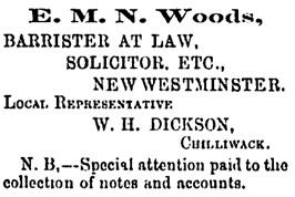Chilliwack Progress, February 1, 1894, page 1; http://theprogress.newspapers.com/image/43088667/.