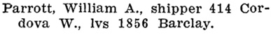 Henderson's City of Vancouver Directory, 1907, page 682