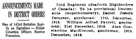 Victoria Daily Colonist, February 22, 1917, page 5; http://archive.org/stream/dailycolonist59y63uvic#page/n4/mode/1up.