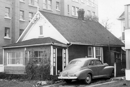 1883 Morton Avenue or 1883 Beach Avenue; November 1956; Vancouver City Archives; Item : Bu P508.76; http://searcharchives.vancouver.ca/exterior-of-residence-1883-morton-street.