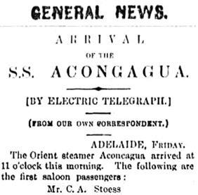 General News, The Australasian (Melbourne, Victoria), June 7, 1879, page 22, [selected portions of image]; http://trove.nla.gov.au/newspaper/article/143008044.