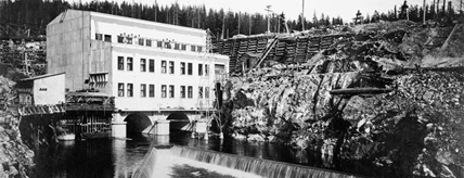 Stave Falls Power House, Mission Community Heritage Commission, http://heritagemission.ca/wp/wp-content/uploads/2015/06/pic2.jpg.