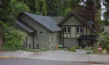 1401 Dempsey Road, North Vancouver, British Columbia; Google Streets: searched November 16, 2016; image dated June 2014.