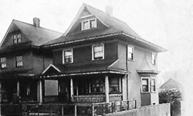 750 Denman Street and 760 Denman Street, Vancouver, 1903, Elizabeth Morton – Media, http://www.hardtocomeby.com/wp01/p01_271c.JPG